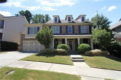 Suwanee Single Family Home For Sale: 4458 Arbor Crest Place