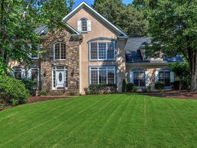 Marietta Single Family Home For Sale: 1653 Mill Bridge Court
