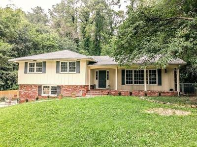 Rome Single Family Home For Sale: 11 Mitchell Circle SE