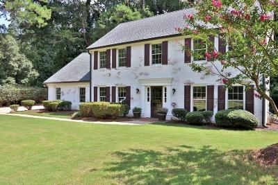 Marietta Single Family Home For Sale: 4180 Chadds Walk