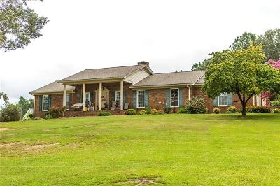 Armuchee Single Family Home For Sale: 56 Hawkins Road