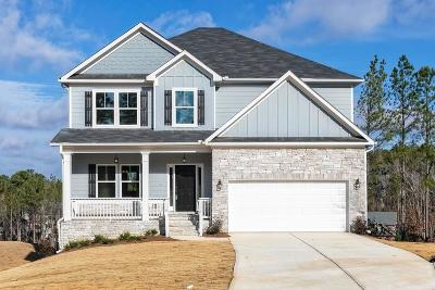 Acworth Single Family Home For Sale: 255 Lilyfield Lane