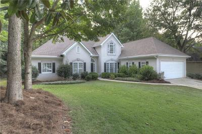 Acworth Single Family Home For Sale: 1308 Benbrooke Lane NW