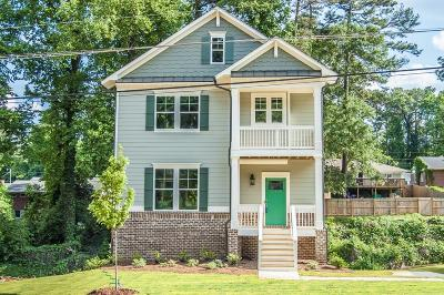 Decatur Single Family Home For Sale: 2602 Tilson Road