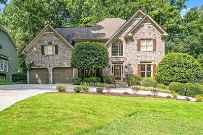 Marietta Single Family Home For Sale: 4191 Summit Way