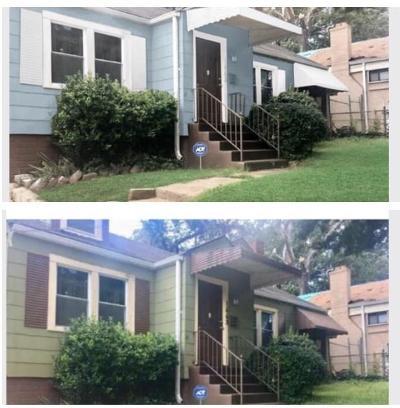 Atlanta GA Single Family Home For Sale: $235,000