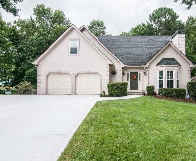 Alpharetta Single Family Home For Sale: 4240 Pine Vista Boulevard