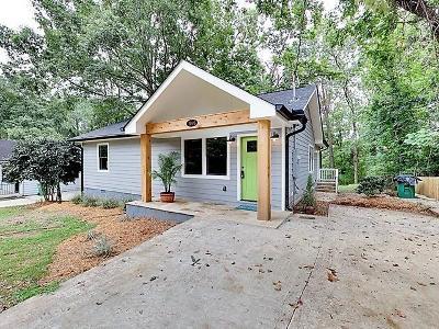 Atlanta GA Single Family Home For Sale: $369,900