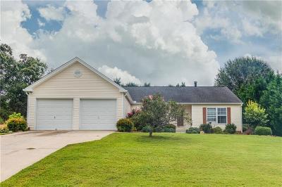 Cumming Single Family Home For Sale: 4730 Widgeon Way
