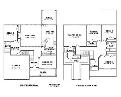 Dallas Single Family Home For Sale: 132 Lost Creek Boulevard