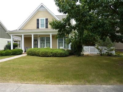 Cartersville Single Family Home For Sale: 17 Grove Park Circle