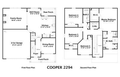 Dallas Single Family Home For Sale: 351 Fallen Oak Drive