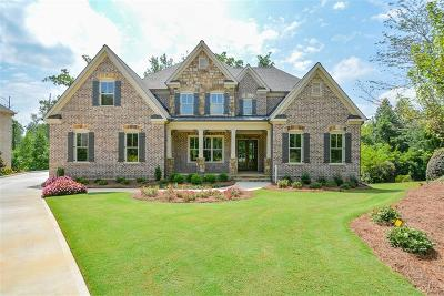 Kennesaw Single Family Home For Sale: 2352 Lahinch Court