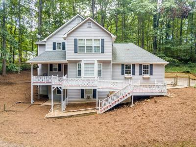 Canton Single Family Home For Sale: 1025 Orchid Way