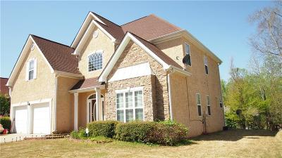 Morrow Single Family Home For Sale: 6139 Florence Drive