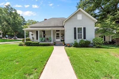 Cartersville Single Family Home For Sale: 216 Leake Street