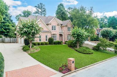 Single Family Home For Sale: 265 Spalding Springs Lane