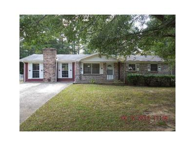 Powder Springs Single Family Home For Sale: 3730 Hopkins Road