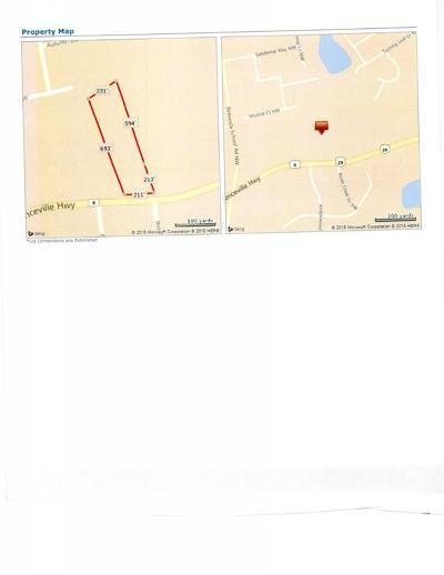 Lawrenceville Residential Lots & Land For Sale: 2895 Lawrenceville Highway