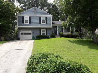 Alpharetta Single Family Home For Sale: 149 Birch Rill Drive