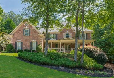 Milton  Single Family Home For Sale: 570 Hickory Mill Lane