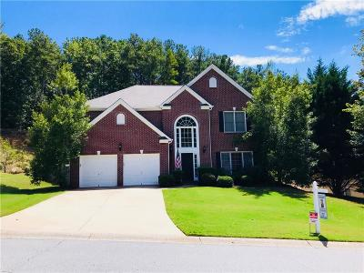 Canton Single Family Home For Sale: 1015 Blankets Creek Drive
