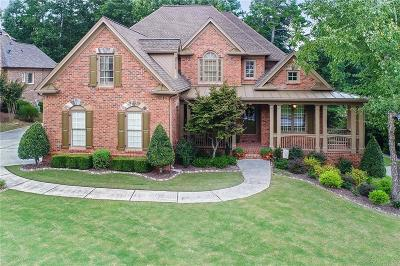 Dacula Single Family Home For Sale: 3965 Greenside Court