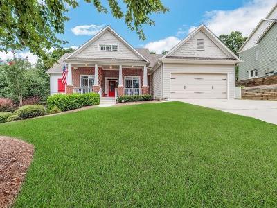 Dallas Single Family Home For Sale: 554 Washington Boulevard