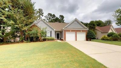 Acworth Single Family Home For Sale: 406 Thunder Ridge Drive