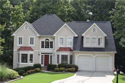 Duluth Single Family Home For Sale: 2005 Brookstead Chase