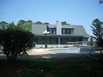 Cartersville Land/Farm For Sale: 700 Brown Farm Road SW