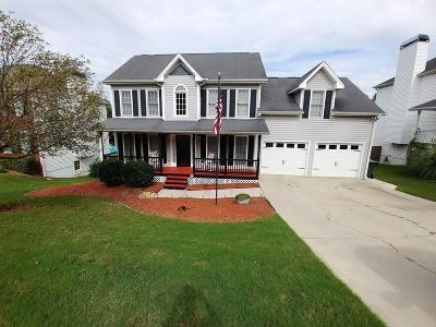Dallas Single Family Home For Sale: 96 Saddle Brook Drive