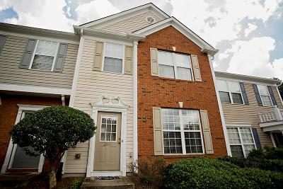 Alpharetta  Condo/Townhouse For Sale: 2693 Ashleigh Lane