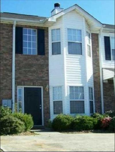 Cartersville Condo/Townhouse For Sale: 21 Berkeley Place