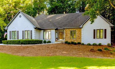 Johns Creek Single Family Home For Sale: 105 Timbertown Court