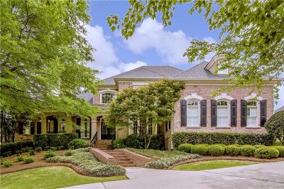 Johns Creek Single Family Home For Sale: 310 Marshy Pointe