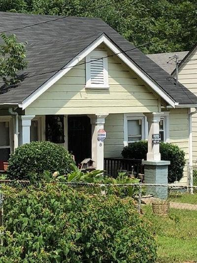 Single Family Home For Sale: 1113 Hunter Place NW