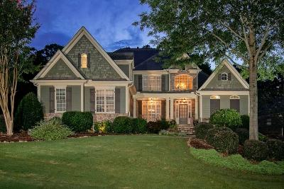 Kennesaw GA Single Family Home For Sale: $650,000