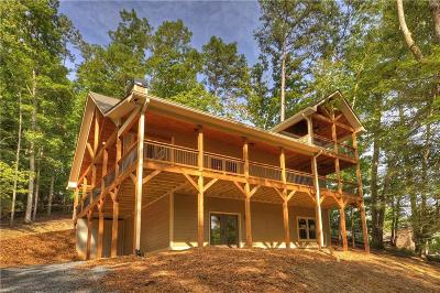 Ellijay Single Family Home For Sale: 719 Novena Court