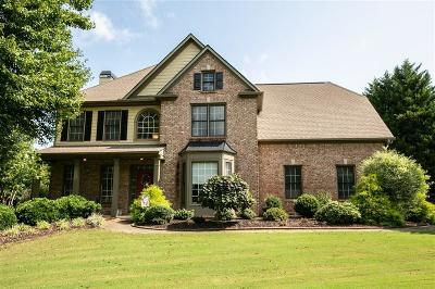 Ball Ground Single Family Home For Sale: 9350 Old Preserve Trail
