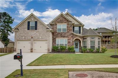 Loganville Single Family Home For Sale: 3952 Dragon Fly Lane