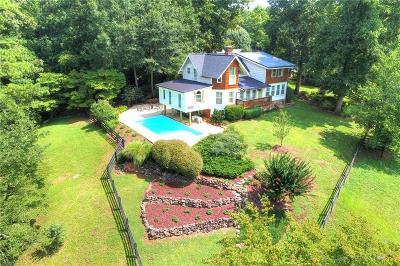 Alpharetta Single Family Home For Sale: 467 Liberty Grove Road