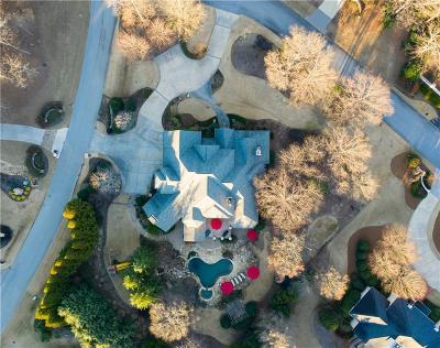 Braselton Single Family Home For Sale: 1911 Sam Snead Drive