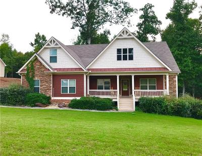 Dawsonville Single Family Home For Sale: 270 Dawson Manor Drive