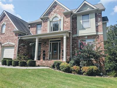 Lawrenceville Single Family Home For Sale: 1309 Wood Iris Lane