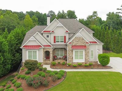 Kennesaw Single Family Home For Sale: 1762 Edgeboro Drive NW