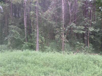 Paulding County Residential Lots & Land For Sale: Eberhart Drive