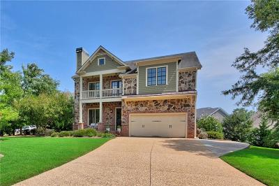 Single Family Home For Sale: 4580 Carriage Walk Lane