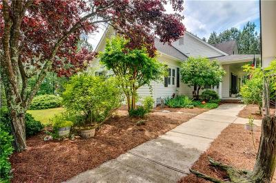Loganville Single Family Home For Sale: 4882 Rabbit Farm Road