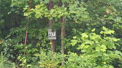 Acworth Residential Lots & Land For Sale: 6672 Skyview Drive